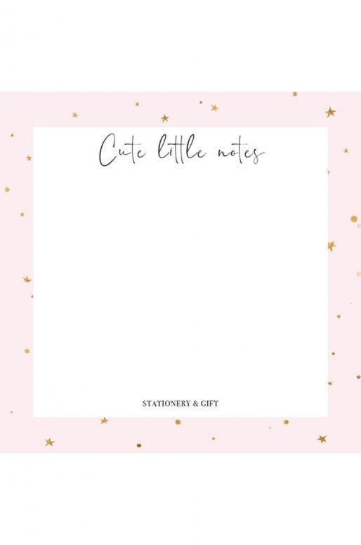 """Petites notes détachables """"Cute little notes"""""""