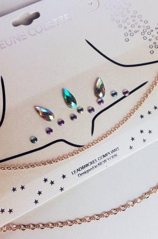 Set de bijoux pour festival