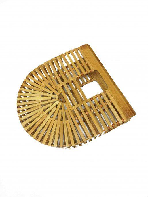 Sac à main en Bambou