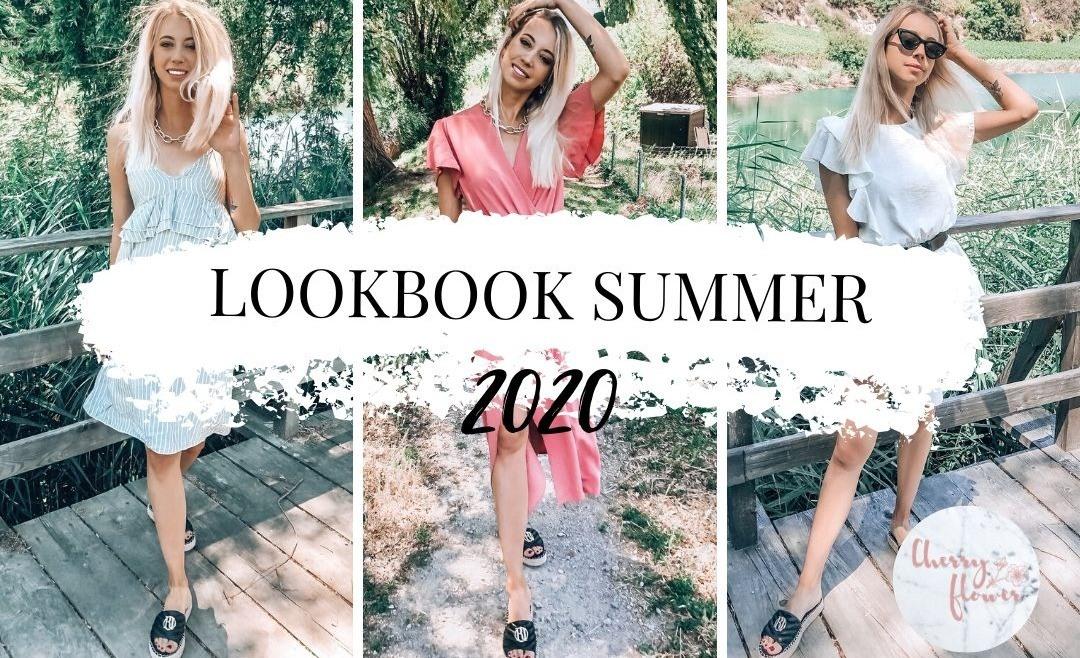 Lookbook Summer 2020 - Des idées de tenues pour un été au top