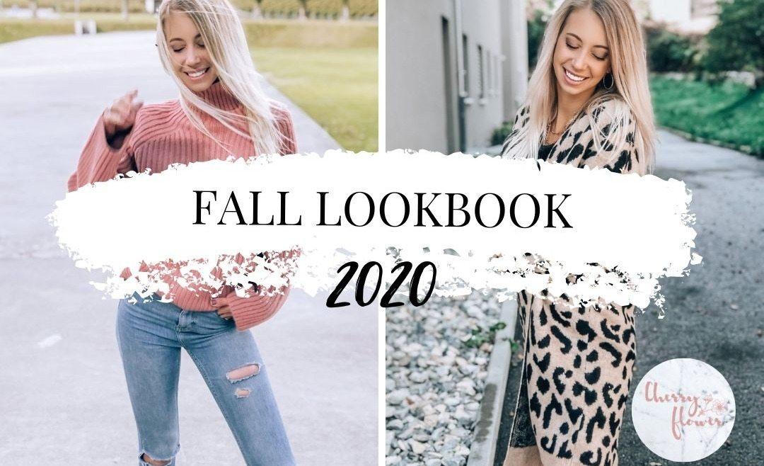 Fall Lookbook 2020 : des idées de tenues pour un look au top cet automne