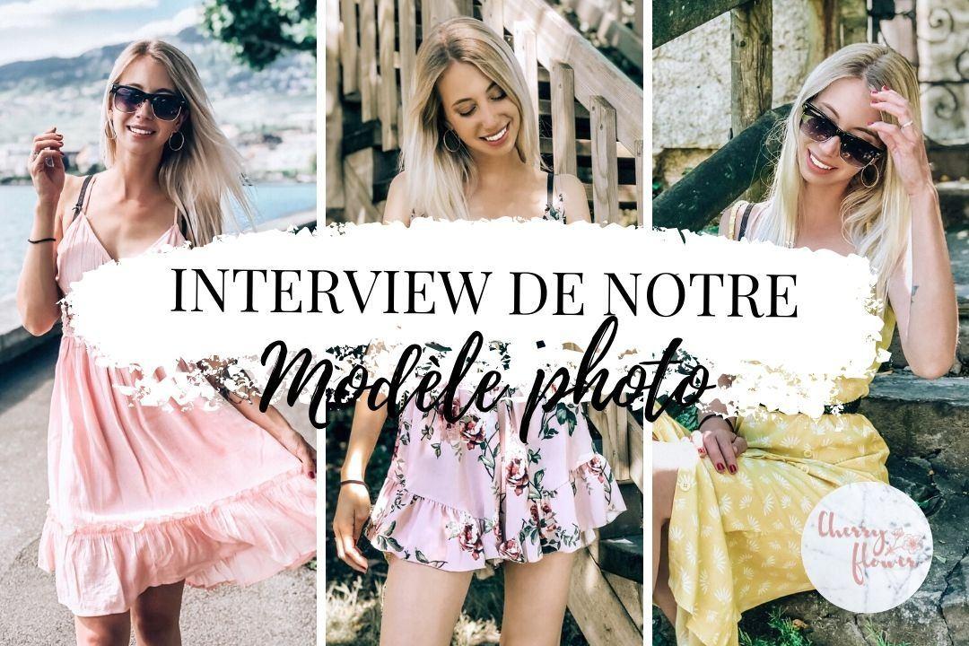 Shooting photo, feed Instagram... Notre modèle Alison vous explique TOUT !