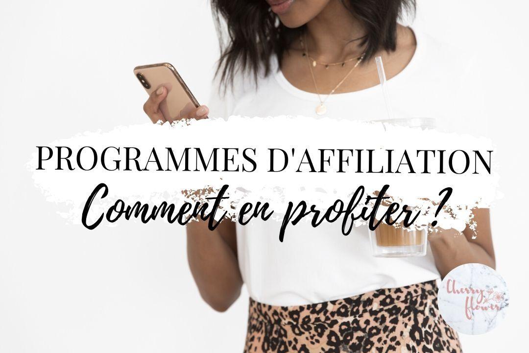 Comment obtenir un petit complément de revenu grâce aux programmes d'affiliation